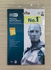 ESET NOD32 Antivirus 3 PCs 12 Months Subscription Windows