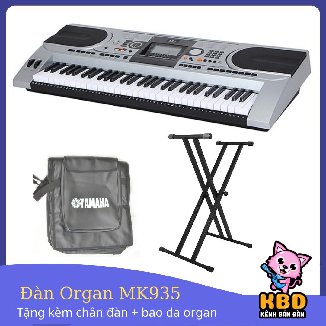 Đàn Organ MK-935 Keyboard cho người mới tập chơi – Bảo hành 12 tháng