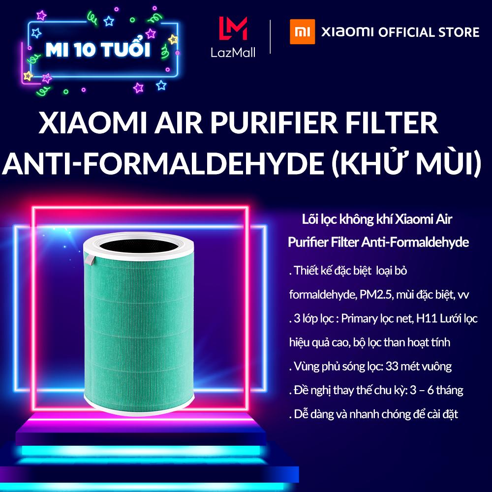 [XIAOMI OFFICIAL] Lõi lọc không khí Xiaomi Air Purifier Filter Anti-Formaldehyde (Khử mùi)