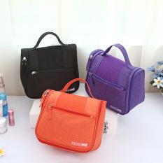 Túi đựng mỹ phẩm Hàn Quốc , túi xách hộp đựng đồ , túi đựng mỹ phẩm vải lưới thoáng khí Travelbag , túi treo đựng mỹ phẩm đi du lịch, túi mỹ phẩm gấp gọn, túi vải du lịch