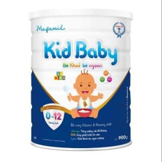 Sữa Kid baby – Mefamil dành trẻ 0 đến 12 tháng 900gr