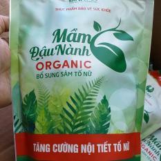 Mầm đậu nành organic 500gr
