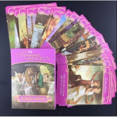 Bộ Bài Nói Oracle The Romance Angels – Tarot Cards Cao Cấp