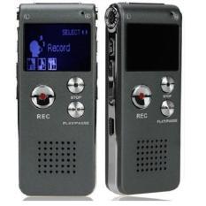 Máy ghi âm Chuyên dụng Cao cấp GH609 – 8Gb Siêu nhỏ gọn – Máy thu âm Chuyên nghiệp