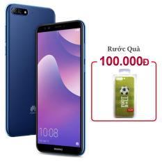 Huawei Y7 Pro 2018 3GB 32GB 5,99″ 1440×720 13MP Camera Android 8.0 3000mAh Điện thoại di động