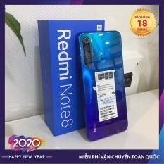 [Bảo hành 18 tháng] Điện thoại Xiaomi Redmi Note 8 4GB/64GB snapdragon 665 chơi game cực mượt, 4 camera 48MP+8MP+2MP+2MP chụp hình cực đẹp, giá ưu đãi – Điện thoại bán buôn
