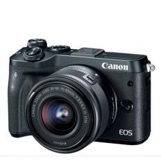 Máy ảnh Canon EOS M6 Kit 15-45mm (bạc) – Hàng chính hãng Lê Bảo Minh