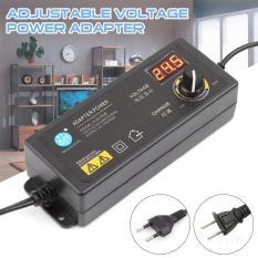 Bộ chuyển đổi nguồn AC DC có thể điều chỉnh đa năng 100 – 240V đến 3-24V với màn hình điện áp LED tYPviIVC