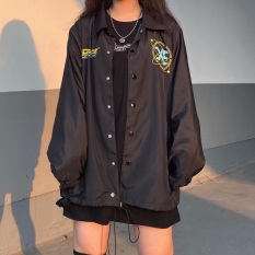 [FREESHIP] Áo khoác dù, áo chống nắng nữ cao cấp 2 lớp ATOMIC thiết kế không nón tay bó (hàng nút) Thời Trang TP-CJSU7