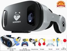 Kính thực tế ảo Downey (Sói bạc) và Bộ phụ kiện AR VR Chơi games Xem Phim thỏa thích