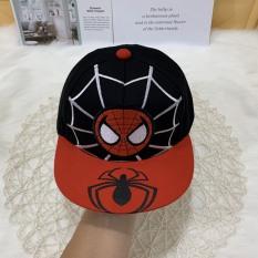 (Ảnh Thật) Mũ Nón lưỡi trai cho bé 4 đến 7 tuổi hình siêu nhân người nhện hàng đẹp