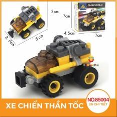 Đồ chơi trẻ em xếp hình LEGO CITY lắp ráp các loại xe ô tô từ 27 đến 32 chi tiết nhựa ABS cao cấp cho bé từ 4 tuổi trở lên phát triển trí tuệ và sáng tạo