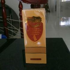 dầu gội dược liệu thebol trị gàu màu vàng
