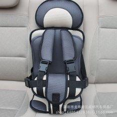 Ghế oto trẻ em, Đai an toàn cho bé đi ô tô