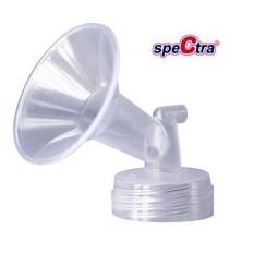 Cổ phễu máy hút sữa spectra size 16/20/24/28/32mm kèm van 1 chiều và đệm silicon