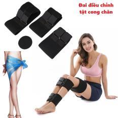 Đai quấn làm thẳng chân cao cấp – Đai quấn chống cong chân – Đai chỉnh hình chân bị cong vòng kiềng