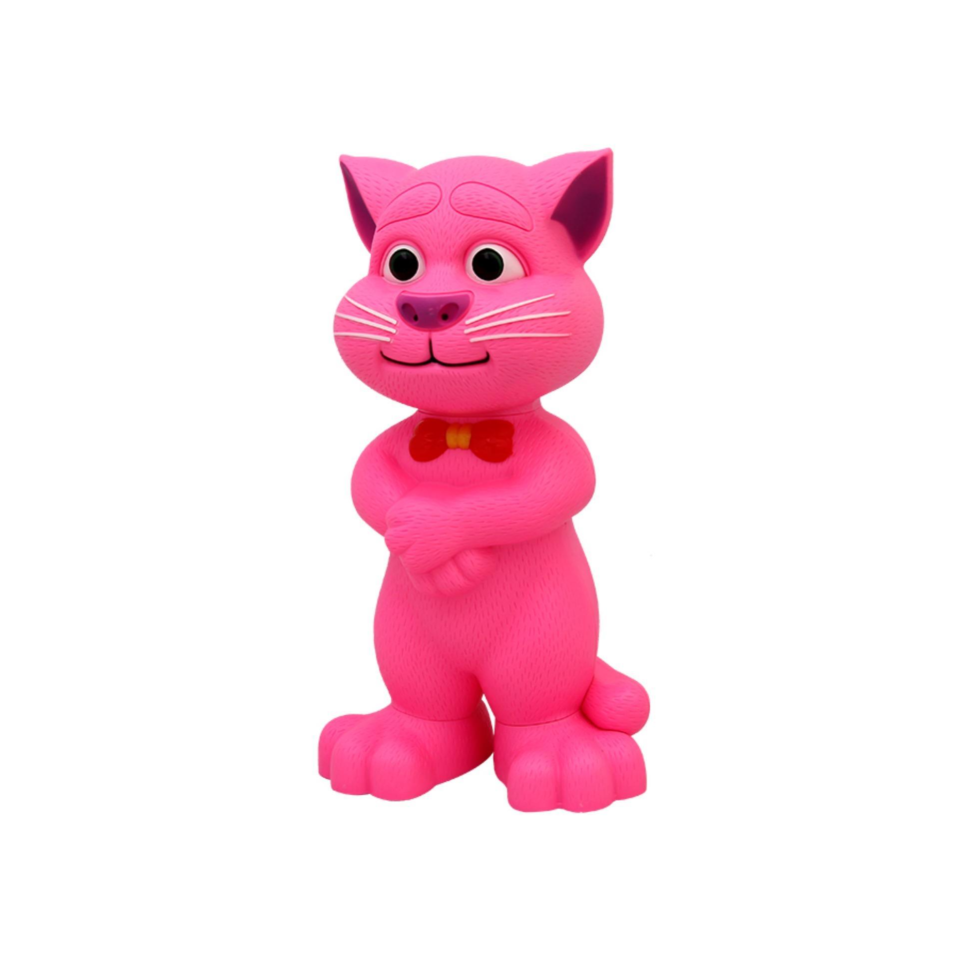 Mua Đồ chơi thông minh cho bé - Mèo Kể Chuyện nhỏ (Màu ngẫu nhiên) - Đồ chơi  Tí Tèo giá rẻ 119.000₫
