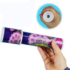 Kính vạn hoa xoay tròn ma thuật, ống nhòm đa sắc ngộ nghĩnh, đồ chơi giáo dục cho bé, đồ chơi khoa học, ống nhòm vạn hoa, dành cho bé từ 3 tuổi trở lên
