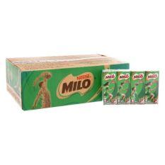 Sữa lúa mạch milo active go – thùng 48 hộp 180ml, cam kết hàng đúng mô tả, chất lượng đảm bảo an toàn đến sức khỏe người sử dụng, đa dạng mẫu mã, màu sắc, kích cỡ