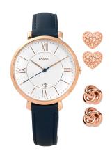 Đồng hồ Nữ Dây Da FOSSIL ES4140SET