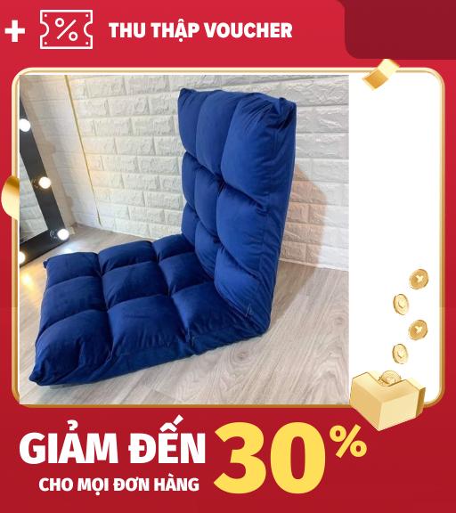 [Lấy mã giảm thêm 30%]Ghế bệt tựa lưng tatami siêu sang chảnh (Size 60x120x15cm)