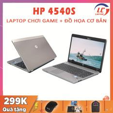 Laptop Chơi Game, Laptop Đồ Họa HP Probook 4540S, i5-3210M, VGA HD 4000, Màn 15.6 HD LED, Laptop HP