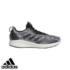 adidas Giày thể thao chạy bộ nam purebounce+ street CBLACK/TRGRME/FTWWHT B96360
