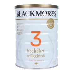 Sữa dành cho bé trên 1 tuổi Blackmores Toddler Milk Drink 900g