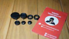 Bộ cúc áo cho ống kính camera V99 các loại – Phụ kiện V99