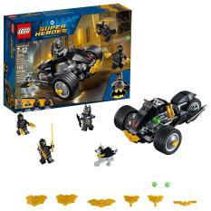 Bộ Xếp Hình LEGO 76110 DC Siêu Anh Hùng Batman: Sự Tấn Công Của Talons (155 Chi Tiết)