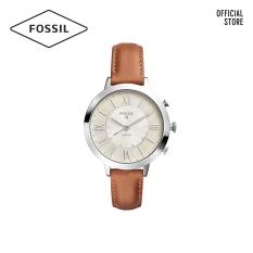 Đồng hồ nữ Fossil Hybrid Smartwatch Jacqueline dây da FTW5012 – màu nâu