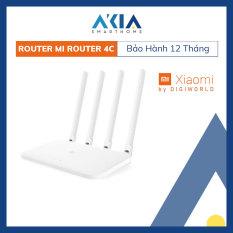 Bộ Phát Sóng Wifi Tốc Độ Cao Xiaomi Mi Router 4C Tốc Độ 300Mbps 4 Anten Bản Quốc Tế – Hàng Chính Hãng BH 12 Tháng