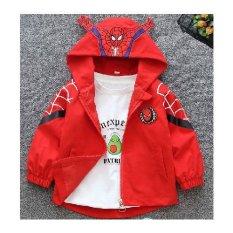 💚 Quần áo trẻ em 💚 Áo Khoác người nhện SIÊU NGỘ NGHĨNH cho bé – Full size từ 7-25 kg