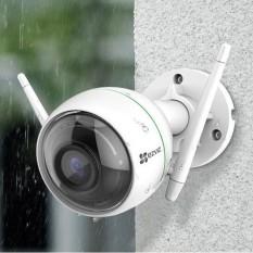 Camera IP wifi Ngoài trời chống nước IPX6 Ezviz C3WN 1080P 2MPX nhìn đêm 30m, wifi mạnh mẽ – Bảo hành chính hãng 24 tháng – Tặng 1 tuần dùng thử cloud