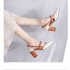 Giày dép san đan quoai hậu cao gót 5p, cam kết hàng đúng mô tả, chất lượng đảm bảo, an toàn đến sức khỏe người sử dụng, đa dạng mẫu mã