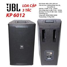 LOA KARAOKE JBL KP6012 – BASS 30 TREBLE KÈN – GIÁ 1 ĐÔI