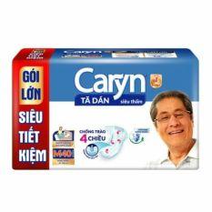 Bỉm Người Già / Tã Dán Caryn M 40 Miếng