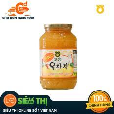 [Siêu thị Lazada] – Trà chanh mật ong Hàn Quốc Honey Citron Tea 1kg