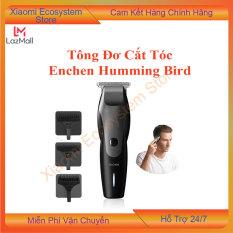 Tông đơ cắt tóc Enchen Humming bird cho salon Pin bền đến 8 tháng – bo góc an toàn