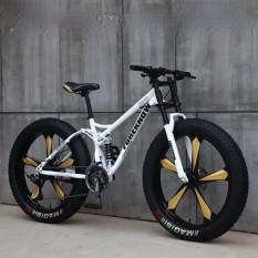 Xe đạp bánh to vành đúc 26icnh