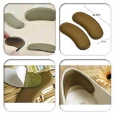 Set 2 đôi lót gót giày (4miếng)