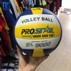 Qủa bóng chuyền PROSTAR VFC 3000 – Hàng chính hãng – Tặng kèm kim bơm bóng và túi lưới đựng bóng