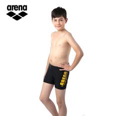 Quần Bơi Trẻ Em boxer chính hãng Arena Đen vàng