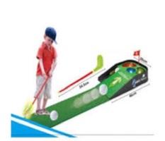 (HÀNG ĐỘC GIÁ RẺ) Đồ chơi đánh golf dùng pin phát nhạc có đèn phát sáng siêu đẹp phù hợp cho cả bé trai và gái trên 3 tuổi giúp bé rèn luyện sức khoẻ, đôi tay khéo léo, đôi mắt tinh nhanh cực đẹp, Do choi danh golf cao cap