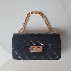 Túi xách dây xích cầm tay nữ mini đẹp cực chất (Nhiều màu để chọn)