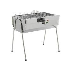 Bếp nướng than hoa TopV V5 Plus, quay tự động, QUÀ TẶNG 185K, cỡ lớn, lò quay vịt, lò nướng than, lò nướng, siêu đa năng, thơm ngon, chín đều, an toàn sức khỏe, inox bền đẹp, bếp nướng ngoài trời