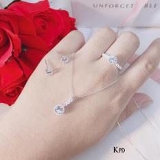 Bộ trang sức bạc ta – Trang sức nữ, cam kết hàng đúng mô tả, chất lượng đảm bảo, xin inbox cho shop để được tư vấn thêm