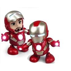 Đồ Chơi Robot Iron Man Nhảy Múa Làm Quà Tặng Cho Con