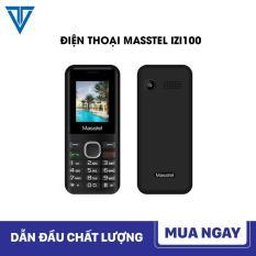 [HCM]Điện thoại Masstel Izi100 ( bảo hành 12 tháng)