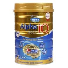 Sữa Bột Dielac Alpha Gold 4 – Lon 900g – Dành cho bé 2 tuổi trở lên – HSD luôn mới
